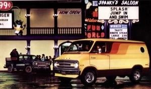 1970s-Dodge-van